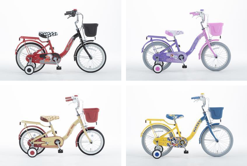 ディズニー幼児車