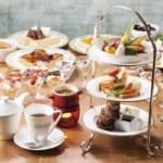 【バー・ラウンジ】Afternoon Tea Buffet (アフタヌーンティーブッフェ)