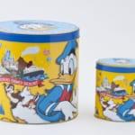東京ディズニーランド「チョコレートクランチ(100粒入り)」大きさ比較