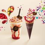 GODIVA_カーニバル ショコリキサー&ソフトクリーム イメージ