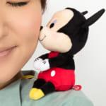 ディズニーキャラクター 肩のりちょっこりさん ミッキー 使用イメージ2