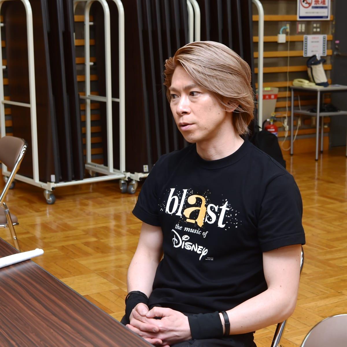 「ブラスト!:ミュージック・オブ・ディズニー2019」石川直さん6