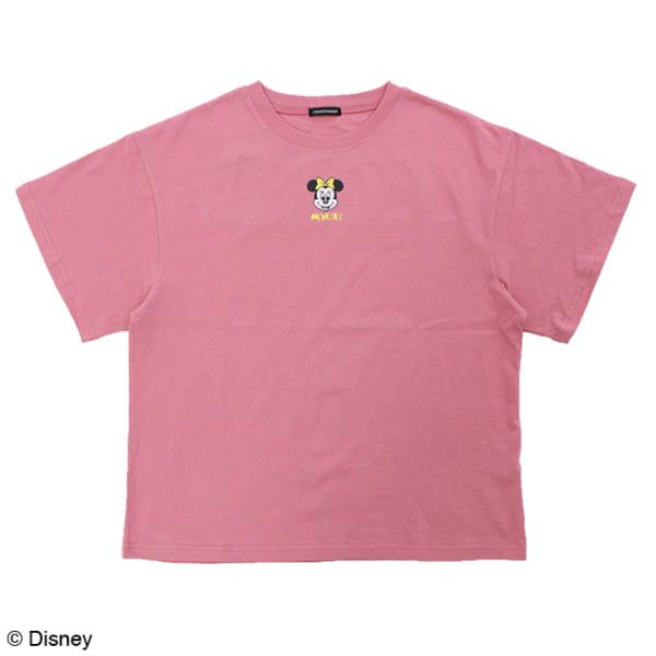 ミニーマウス Tシャツ3