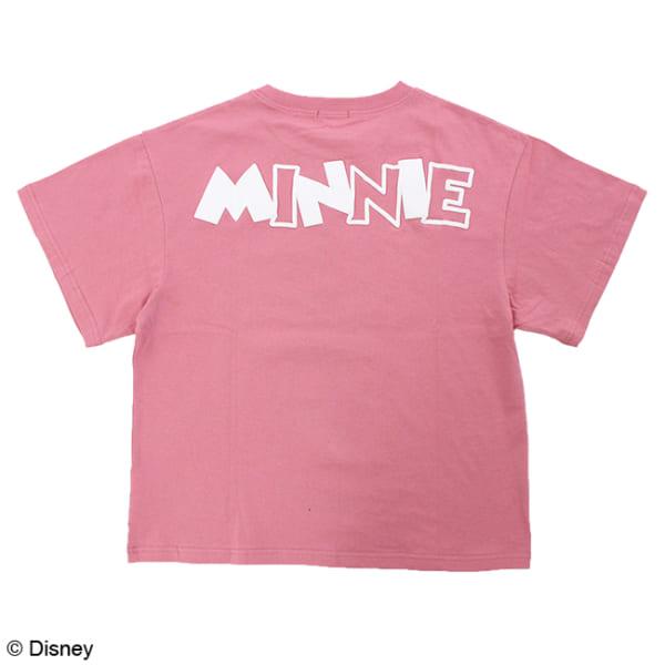 ミニーマウス Tシャツ4
