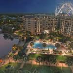 フロリダ ウォルト・ディズニー・ワールド・リゾート「ディズニー・リビエラ・リゾート」