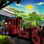Mickey & MinnieÕs Runaway Railway Coming to Disneyland Park in 2022