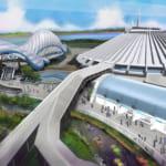 フロリダ ウォルト・ディズニー・ワールド・リゾート『トロン』アトラクション