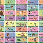 ディズニー英語システム トークアロング・カード