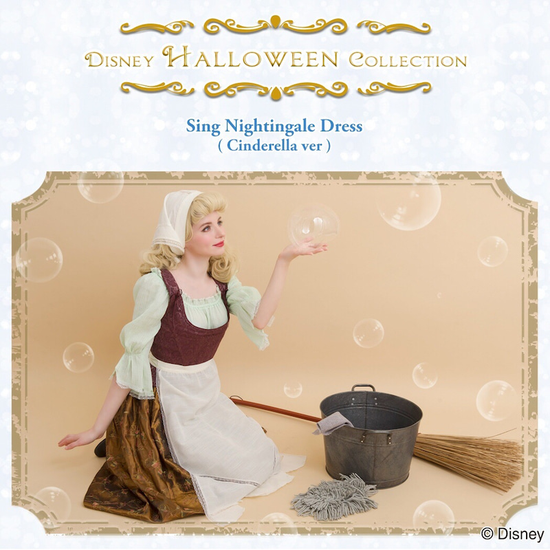 Sing Nightingale Dress (Cinderella ver.)2