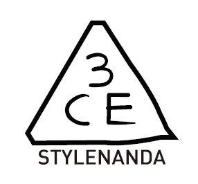 「3CE」ロゴ