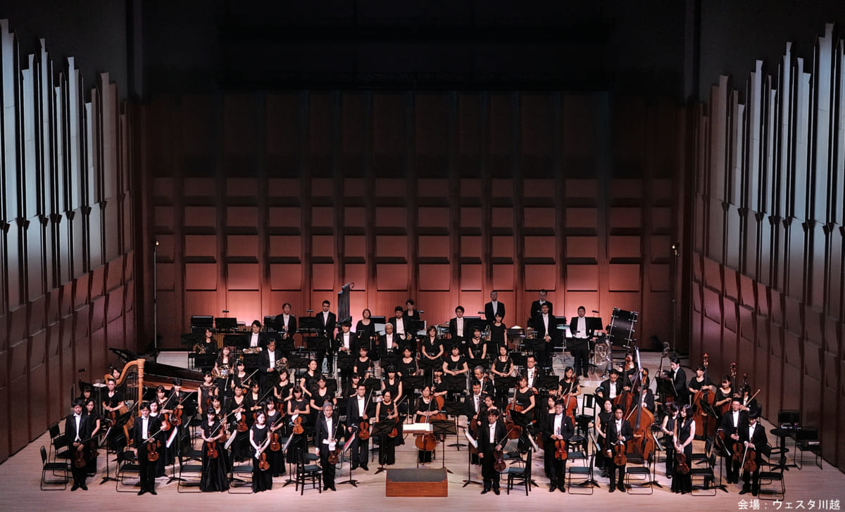 THE ORCHESTRA JAPAN / オーケストラ・ジャパン