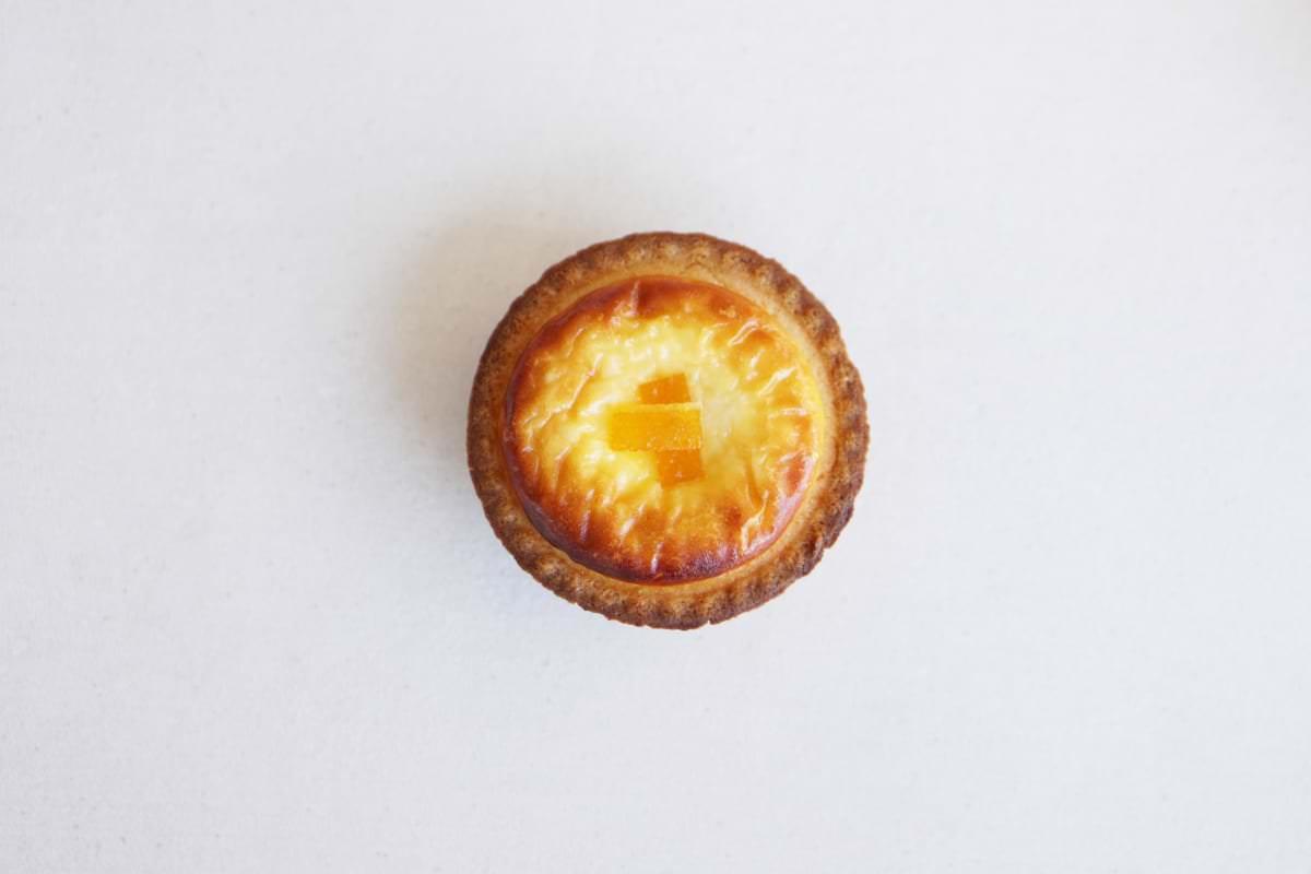 BAKE CHEESE TART「オレンジヨーグルトチーズタルト」単品