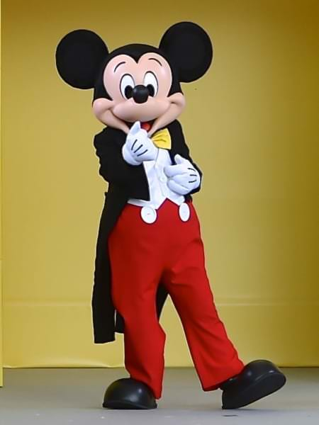 『Go! Waku Waku Trip with MICKEY』お出迎え式 1