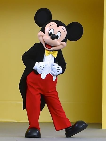『Go! Waku Waku Trip with MICKEY』お出迎え式 2