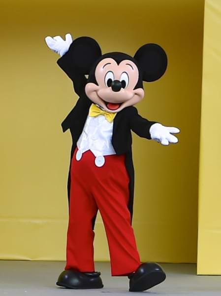 『Go! Waku Waku Trip with MICKEY』お出迎え式 4