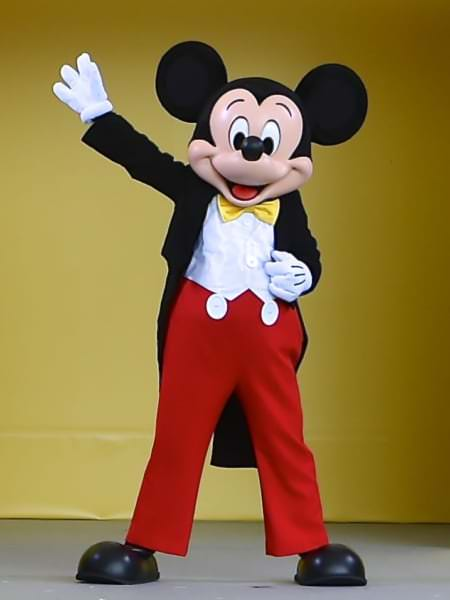 『Go! Waku Waku Trip with MICKEY』お出迎え式 6