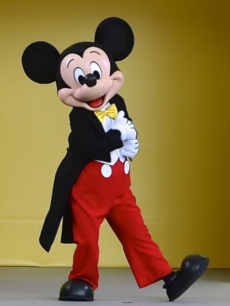 『Go! Waku Waku Trip with MICKEY』お出迎え式 3