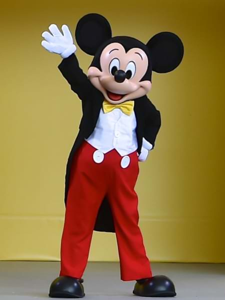 『Go! Waku Waku Trip with MICKEY』お出迎え式 7