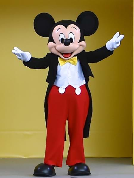 『Go! Waku Waku Trip with MICKEY』お出迎え式 8