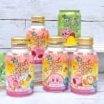 ダイドードリンコ「ぷるっシュ!! ゼリー×スパークリング メロンクリームソーダ/フルーツパンチ」写真