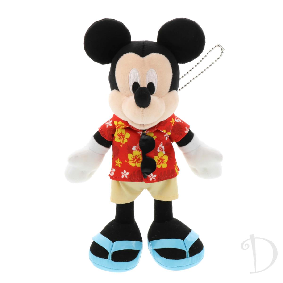 ミッキーマウス ポージープラッシー