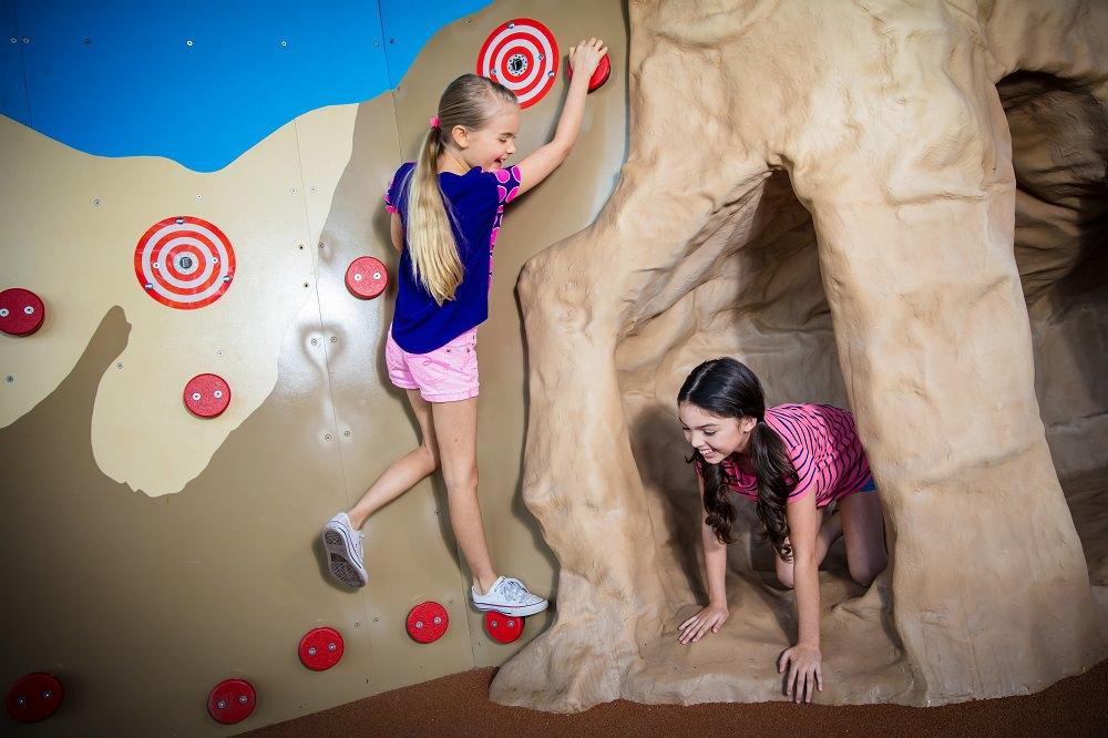コール・ロッククライミング・ウォール(Cole's Rock Climbing Wall)