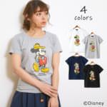 半袖Tシャツ (Disney/ミッキーマウス)
