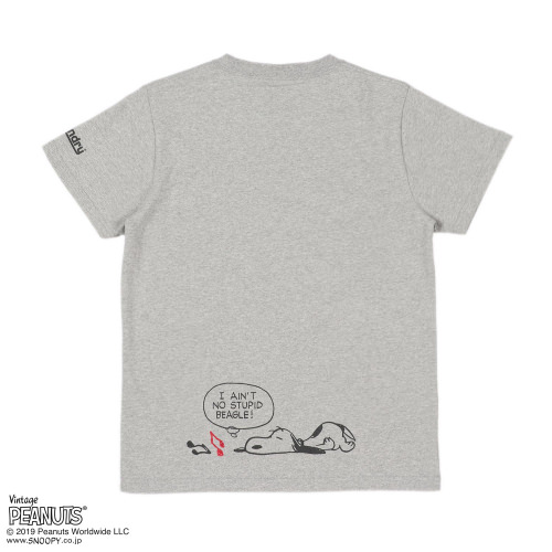 SNOOPY×Laundry FEELING IT Tシャツ4