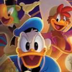 Disney DELUXE(ディズニーデラックス)「三人の騎士の伝説」