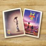 未来屋書店 トイ・ストーリー4 オリジナルデザインのブックカバー2