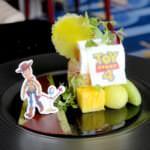 ハイピリオン・ラウンジ ディズニー/ピクサー映画『トイ・ストーリー4』スペシャルケーキセット 2