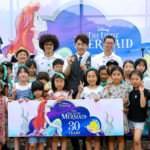 『リトル・マーメイド』30周年記念イベント 集合