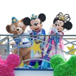 """東京ディズニーシー""""ディズニー七夕デイズ2019""""グリーティング"""