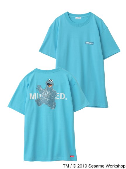SS TEE COOKIE MONSTER2
