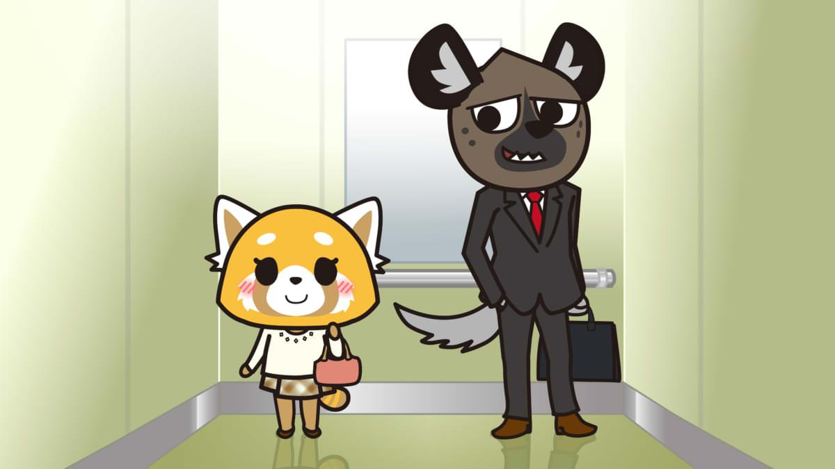 Netflix「アグレッシブ烈子」シーズン2 イメージ