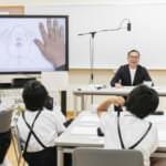 福岡県・麻生学園小学校での様子01