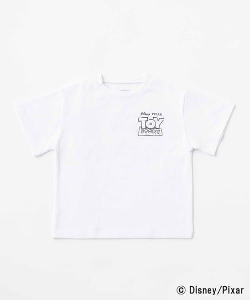 エイリアン Kid'sバックプリントTシャツ2