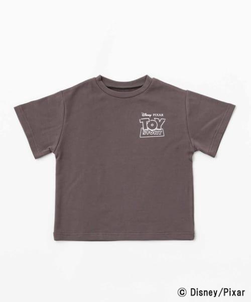 エイリアン Kid'sバックプリントTシャツ3
