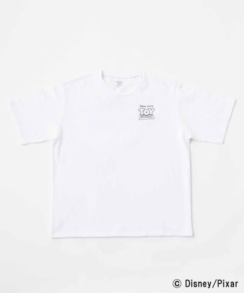エイリアン バックプリントTシャツ3
