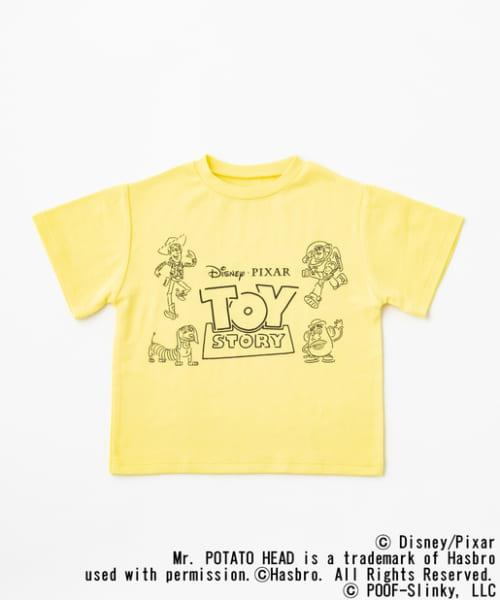 トイ・ストーリー Kid's プリントTシャツ4