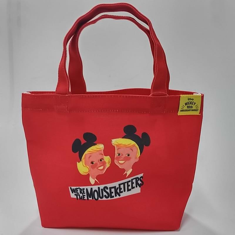 MICKEY MOUSE CLUB ランチバッグ