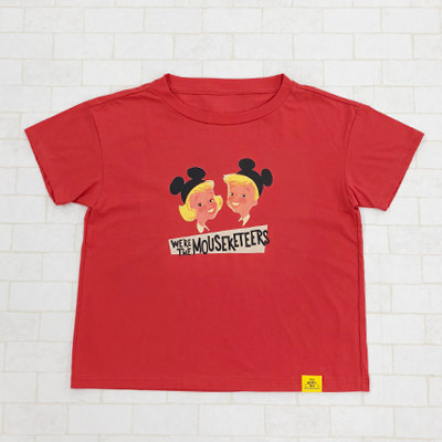 MICKEY MOUSE CLUB Tシャツ