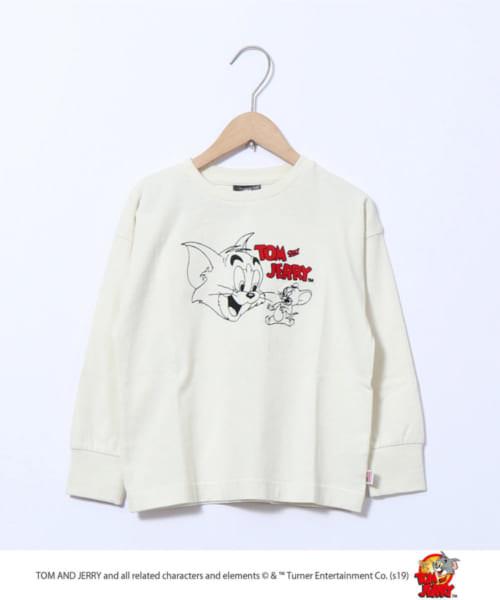 刺繍ロングスリーブTシャツ3