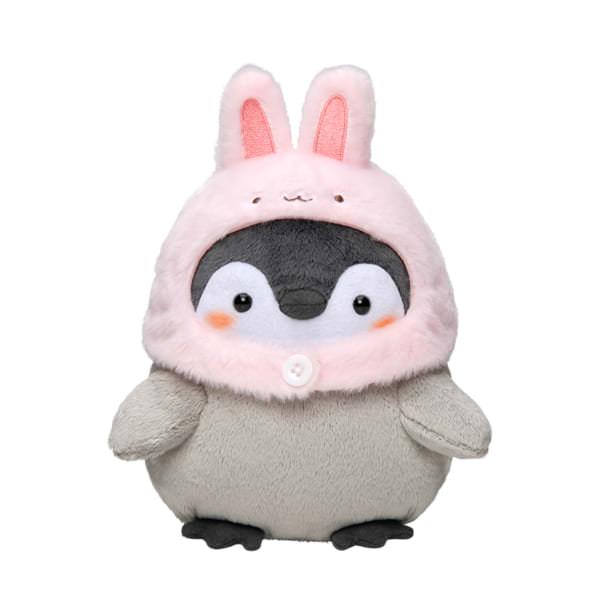 コウペンちゃん ウサギさんなぬいぐるみS (困難なんてひとっとび〜!)