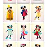 東京ディズニーリゾート「ミニーのファッションコレクション」2