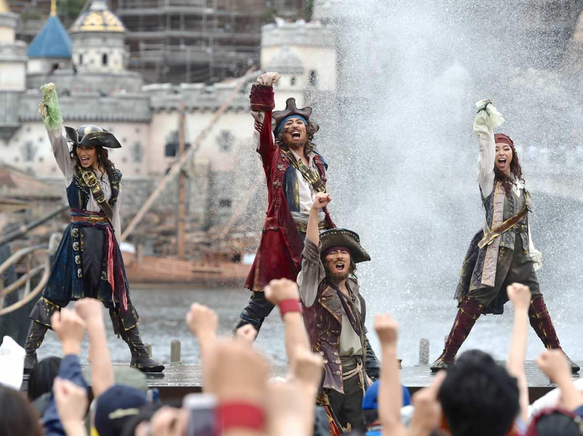 海賊の心変わり