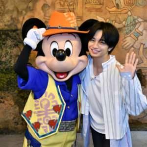 Disney DELUXE(ディズニーデラックス)『イッツ・ア・クイズワールド』第8話 東京ディズニーシー