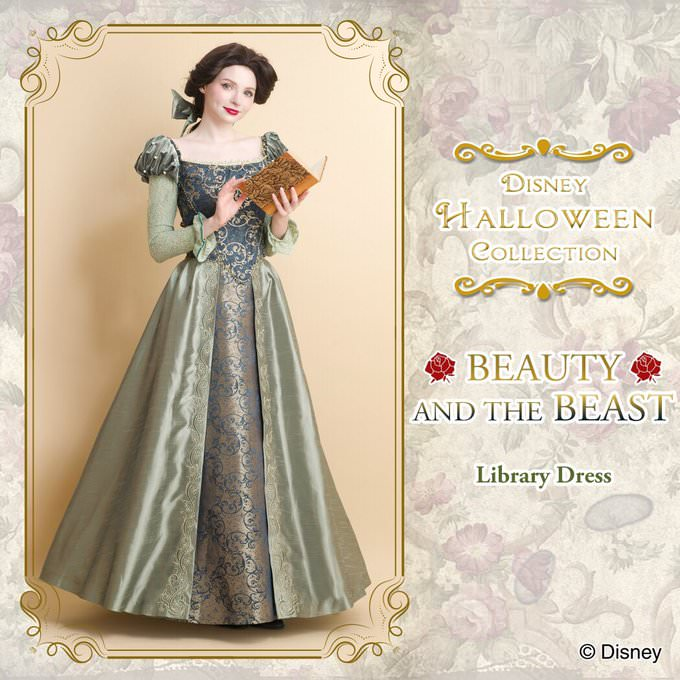 Library Dress (Beauty and the Beast ver.)