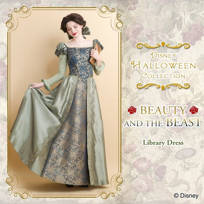 Library Dress (Beauty and the Beast ver.)2