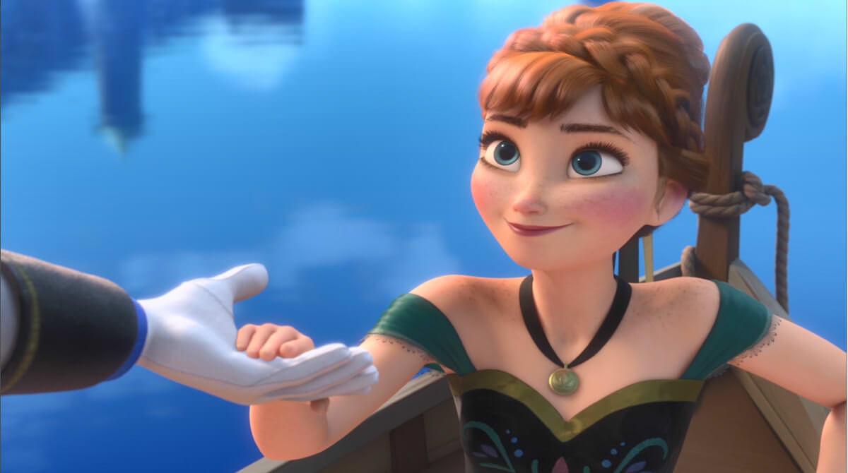 ディズニー英語システム アナと雪の女王 3